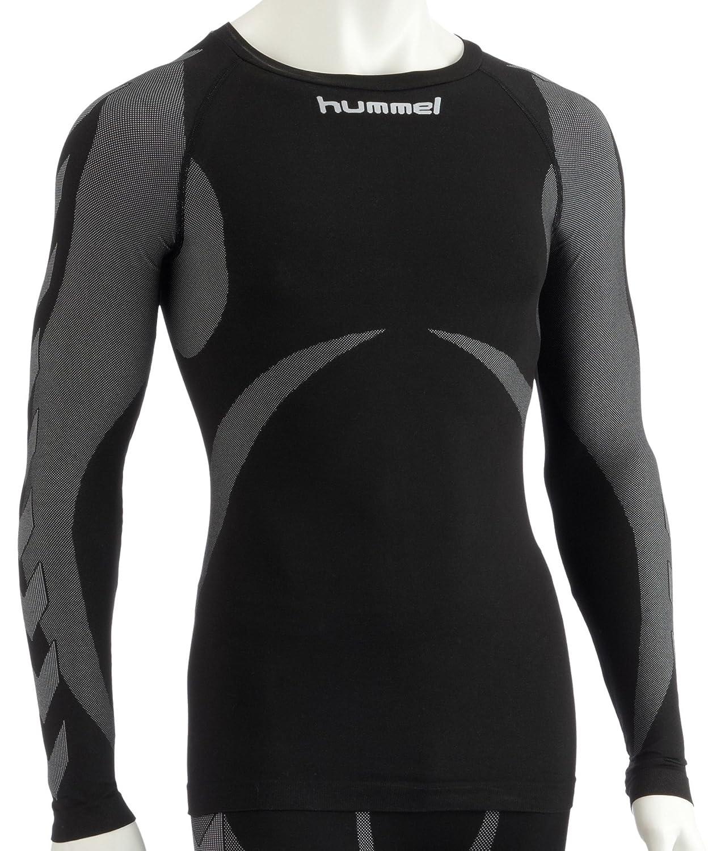 Amazon.com: Hummel Sport Unisex Running T-shirt XL/XXL Black with gray: Sports & Outdoors
