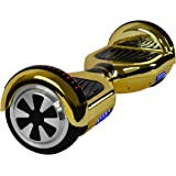 """6.5"""" inch Wheels Electric Smart Self Balancing Scooter Hoverboard With Bluetooth Speaker LED Light - UL2272 Certified"""
