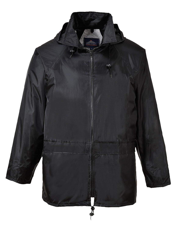 S440 Portwest Mens Classic Rain Jacket