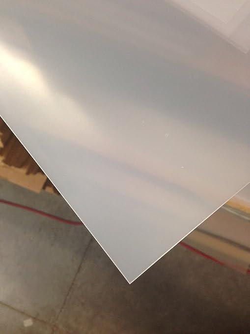 Amazon.com: MASTERFRAME Flexible Plastic Sheet-PETG-for Poster ...