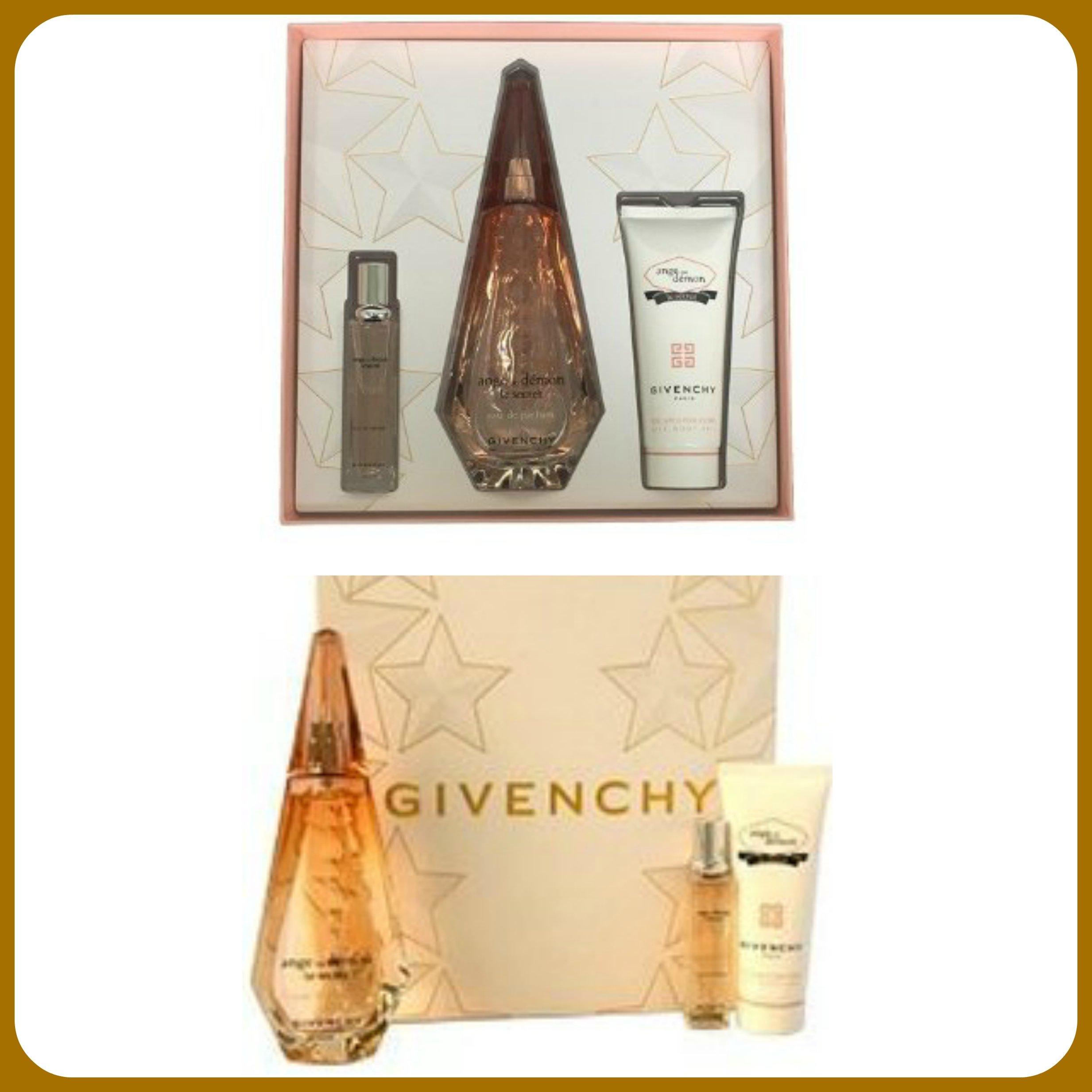Givenchy Ange OU Demon Le Secret Women 3 Piece Gift Set