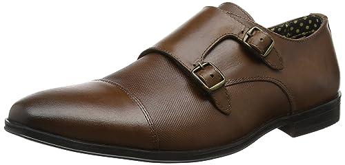 Burton Menswear London Rikard, Zapatillas de Estar por Casa para Hombre: Amazon.es: Zapatos y complementos