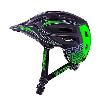 ONeal Oneal 0502D-301 Casco de Bicicleta, Verde, ...