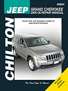 Jeep grand cherokee 2005 thru 2014 gasoline engines haynes repair jeep grand cherokee 2005 2009 chiltons total car care repair manuals fandeluxe Choice Image