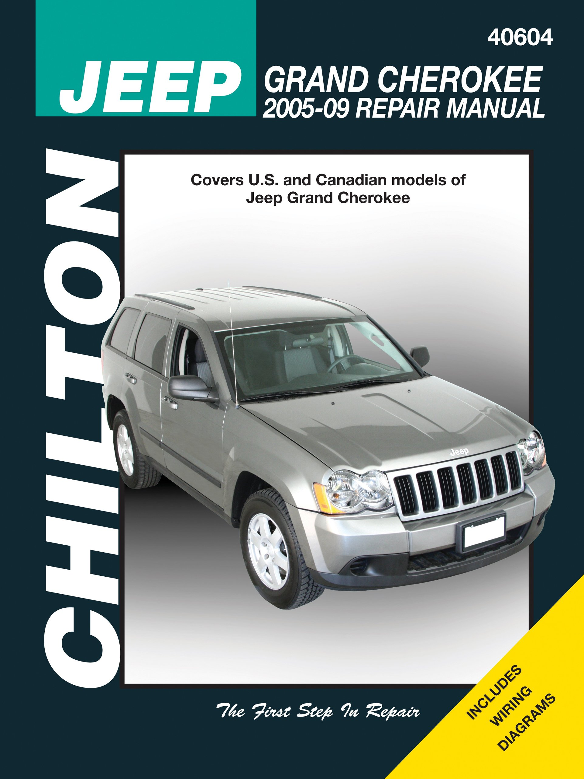 Jeep Grand Cherokee Automotive Repair Manual: 05-09 (Haynes Automotive Repair  Manuals): Amazon.co.uk: Ed McCahill, Jesus Chaidez: 9781563928345: Books