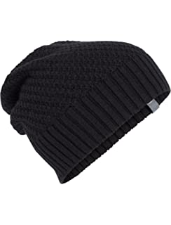 145ac62c9 Amazon.com: Icebreaker Merino Chase Beanie Cold Weather Hats, One ...