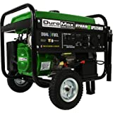 DuroMax XP5250EH Generators, Green and Black