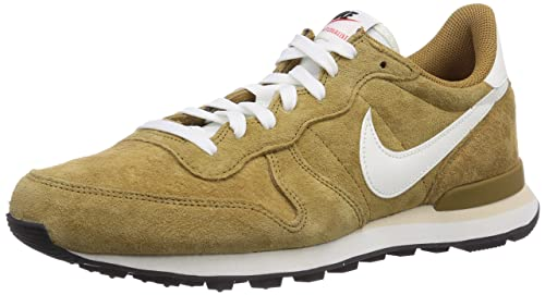 nike internationalist hombre marron