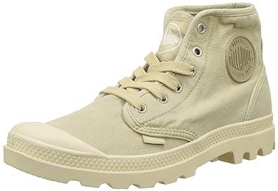 Palladium Us Pampa Hi F, Sneakers Hautes Femmes, (F85 Sahara), 37 EU