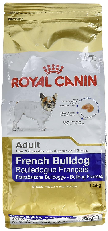 Royal Canin Bouledogue français pour Chien Adulte Nourriture, 9kg 3182550846042