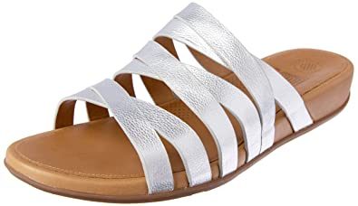 b2c5efa31 Fitflop Womens LUMY Slide Sandals 6  Amazon.co.uk  Shoes   Bags
