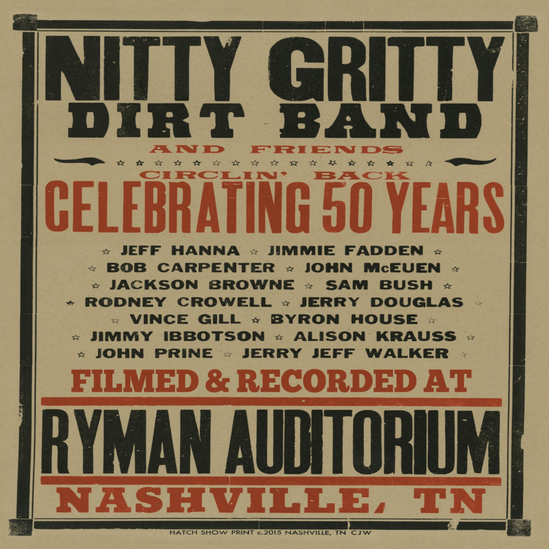 Circlin' Back - Celebrating 50 Years (Amazon Exclusive CD/DVD Combo Pack) by Warner Nashville