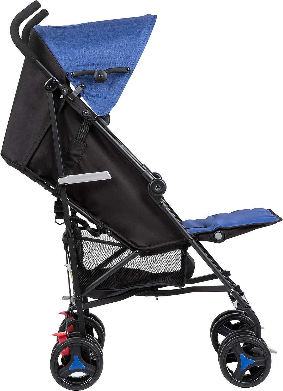 color azul Safety 1st Rainbow baleine blue chic silla de paseo