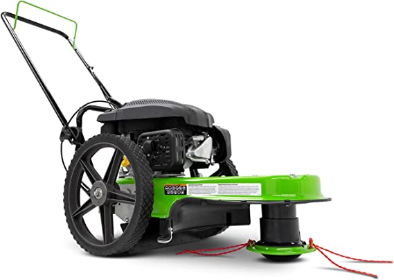 Tazz One-Piece Green Mower/ Trimmer - Best Durable Engine