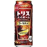 サントリー トリスハイボール缶 コーラハイ [ ウイスキー 日本 500ml×24本 ]