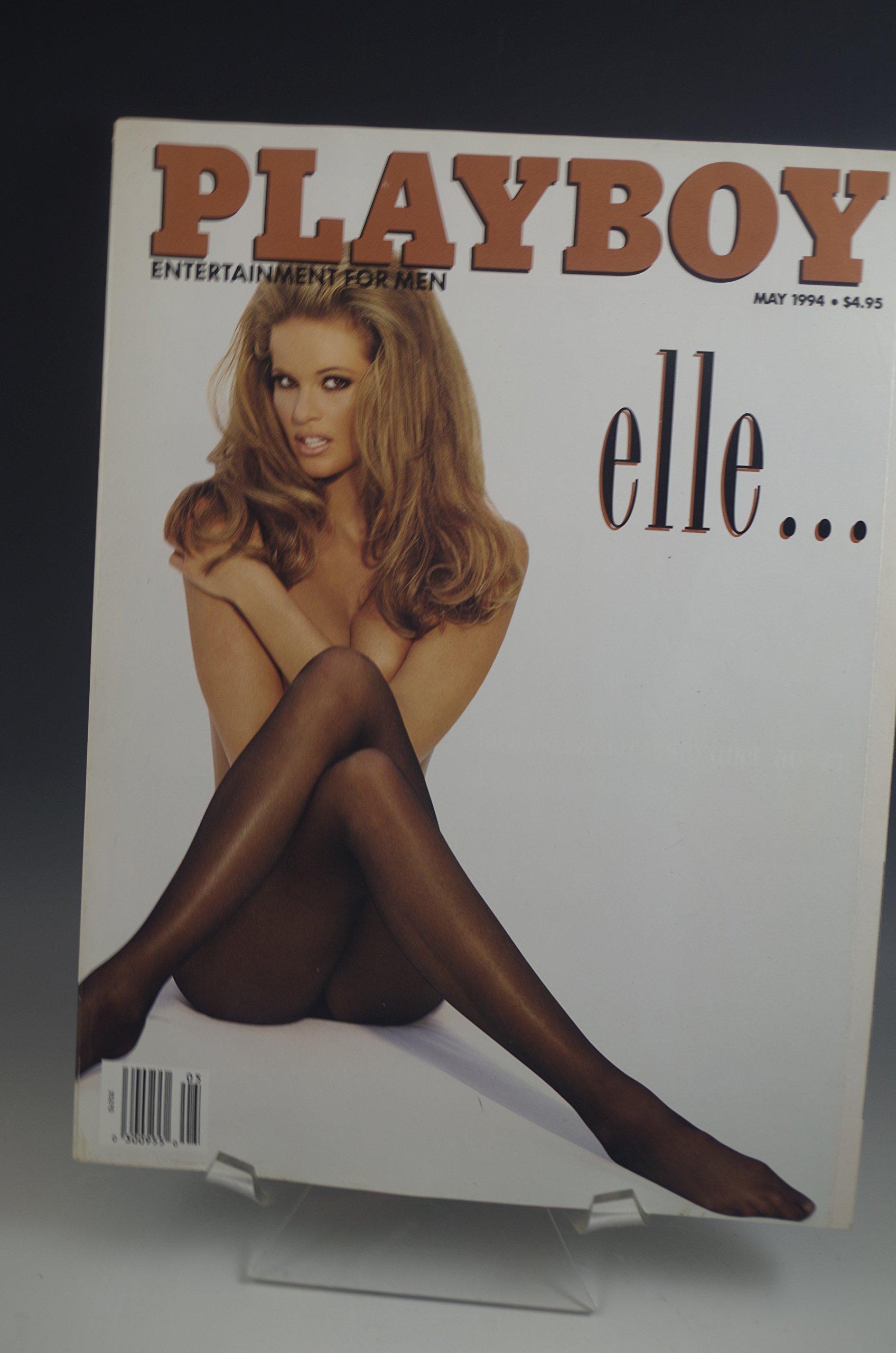 cover Elle macpherson playboy