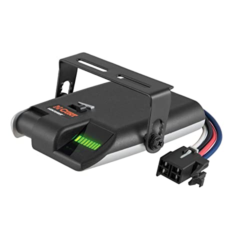 Electric Brake Controller >> Amazon Com Curt 51110 Venturer Electric Trailer Brake Controller