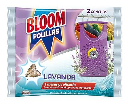Bloom Polillas Gancho Lavanda: Amazon.es: Salud y cuidado ...