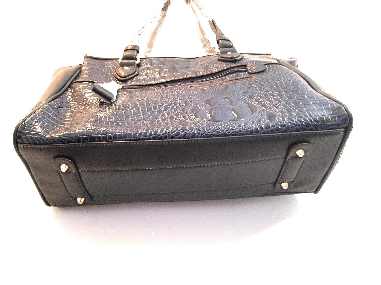Amazon.com: Madi Claire - Bolso bandolera con mini candado ...
