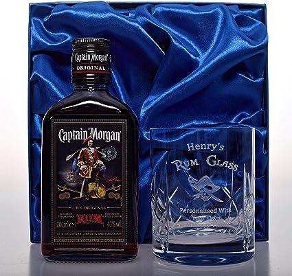 Grabado/personalizado * nueva * Vasos (cristal, diseño de Ron ...