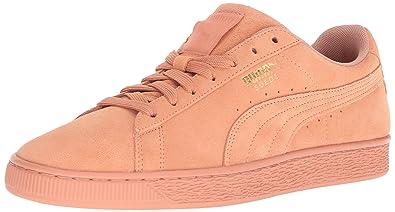 2915a82efcb PUMA Men s Suede Classic Tonal Sneaker Muted Clay