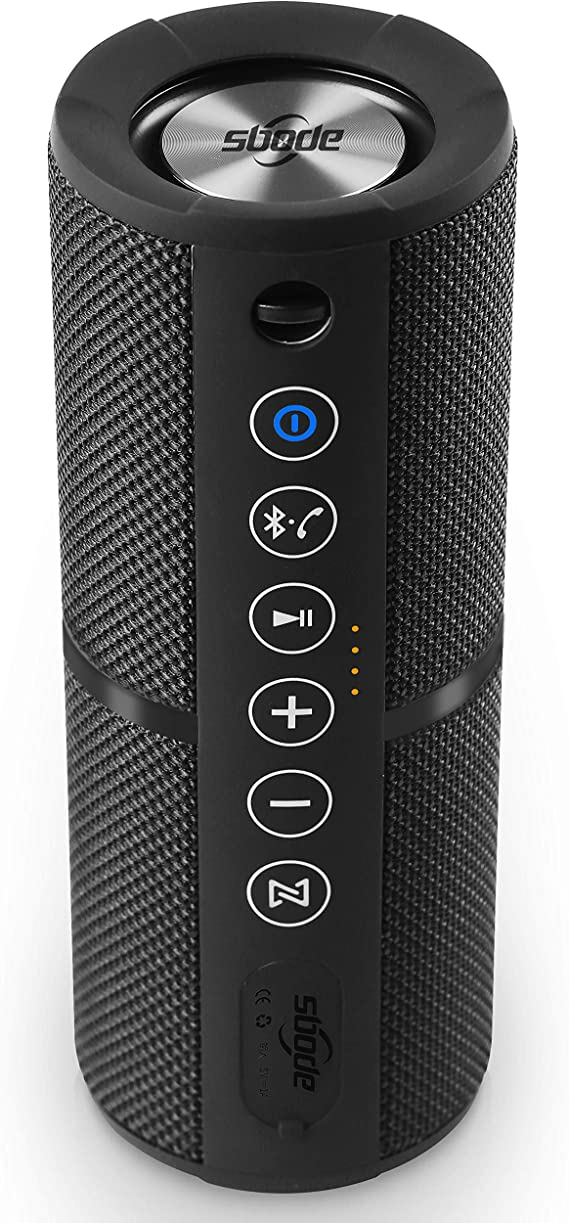 Amazon.com: Sbode Altavoz Bluetooth Portátil Impermeable ...