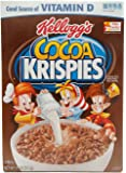Kellogg's Cereal, Cocoa Krispies, 11 oz