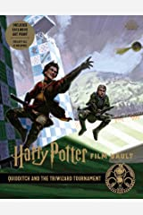 Harry Potter: Film Vault: Volume 7: Quidditch and the Triwizard Tournament (Harry Potter Film Vault) (English Edition) Edición Kindle