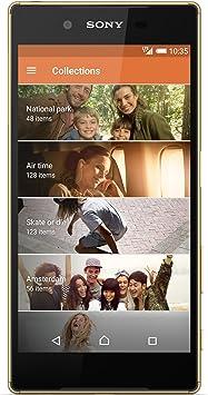Sony Xperia Z5 32GB 4G Oro - Smartphone (Android, SIM única ...