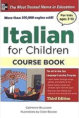 ITALIAN FOR CHILDREN, 3E Kindle Edition