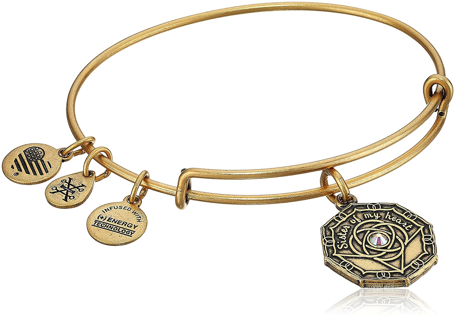 Alex and Ani Mothers Day 2016 Bridesmaid Bangle Bracelet A17EBBMRG