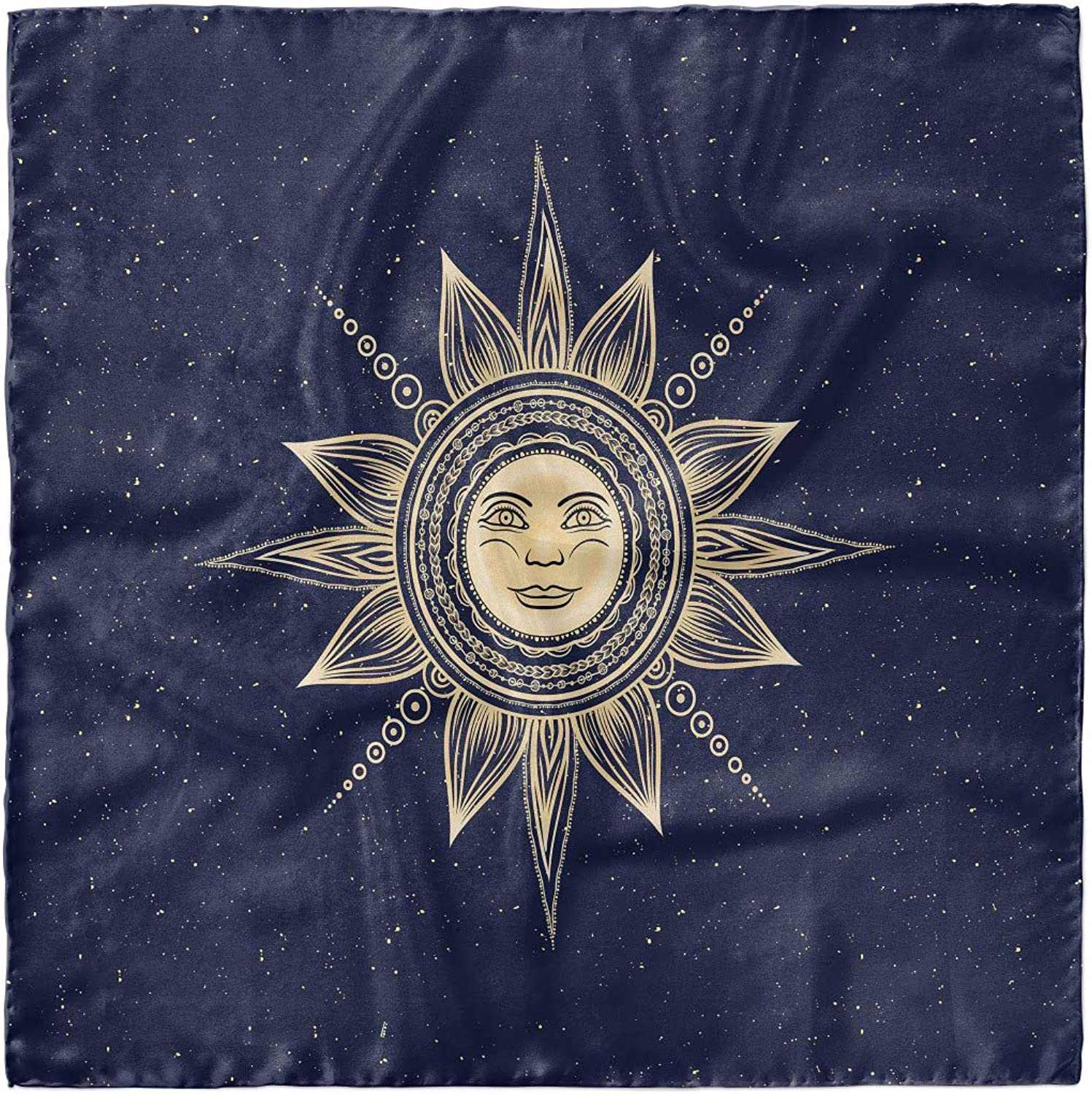 Occult Sun Myth Ambesonne Vintage Head Scarf Hair Wrap