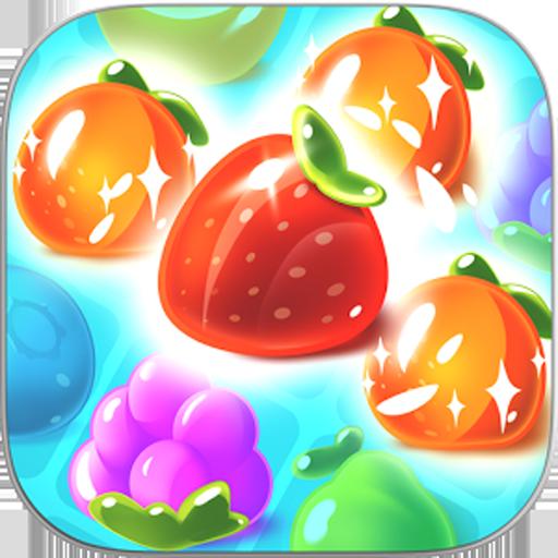 Fruit Juice Pop Mania (Hard Fruits)