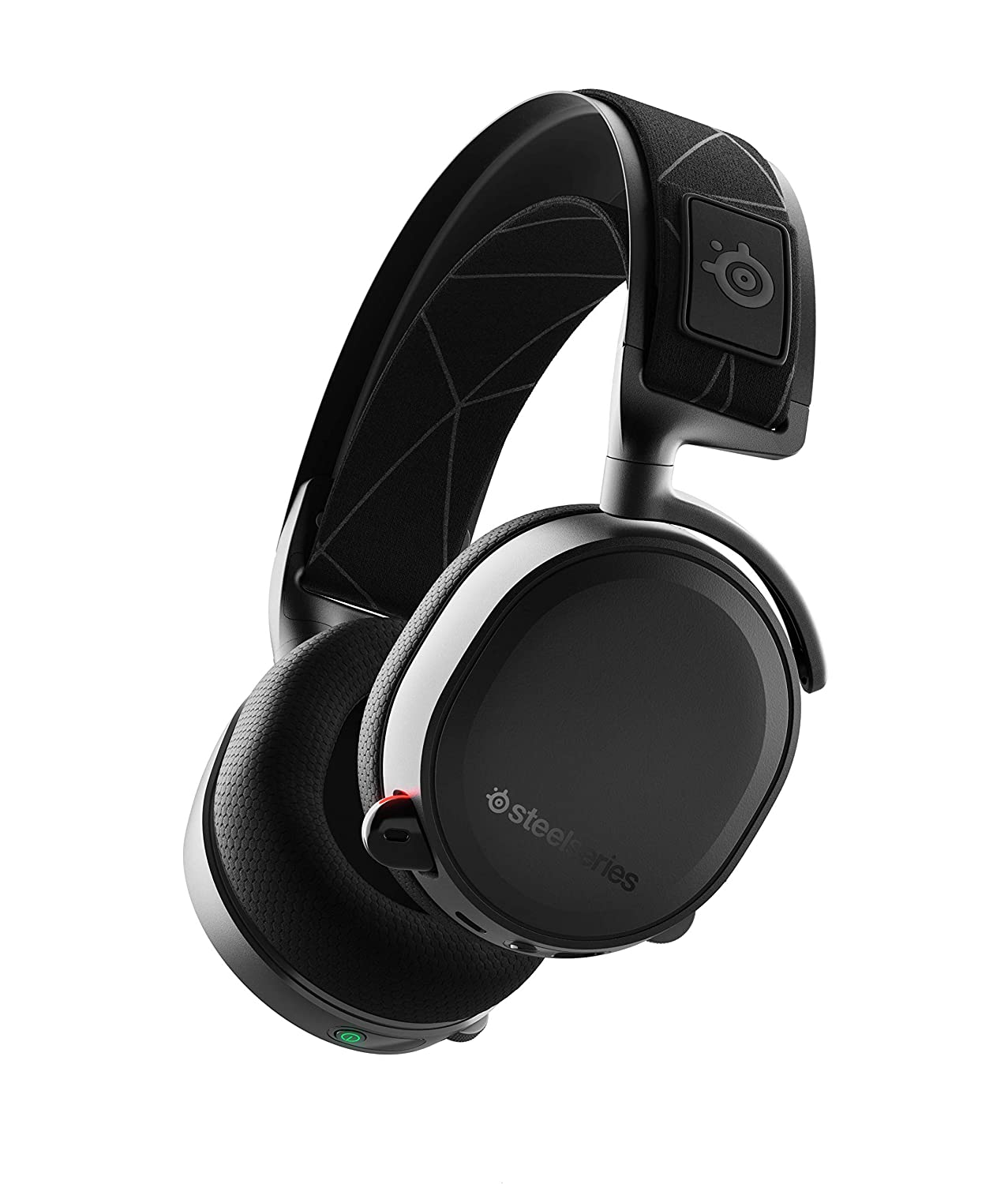 SteelSeries Arctis 7 61505 Lossless Wireless Gaming Headset with DTS H, Renewed