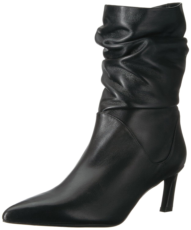 Stuart Weitzman Women's Demibenatar Ankle Boot B077J7W8X4 6 B(M) US Black Nappa