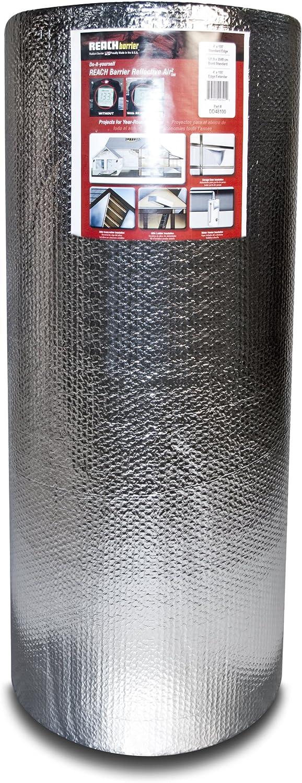 US Energy Products DD24050 Air Double Reflective Polyethylene Insulation Roll 2-Feet by 50-Feet