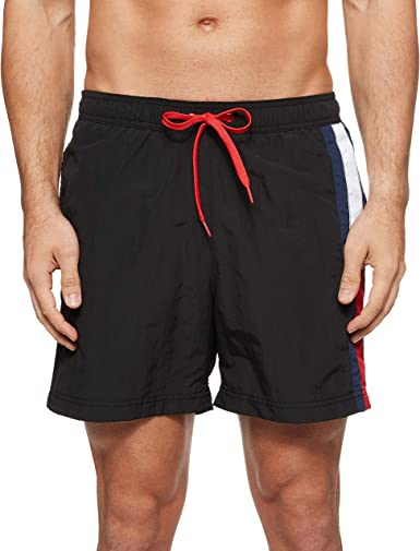 Oferta amazon: Tommy Hilfiger SF Medium Drawstring Bañador para Hombre Talla L