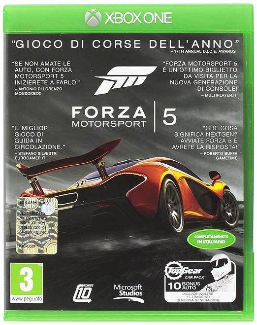 45 opinioni per Forza Motorsport 5