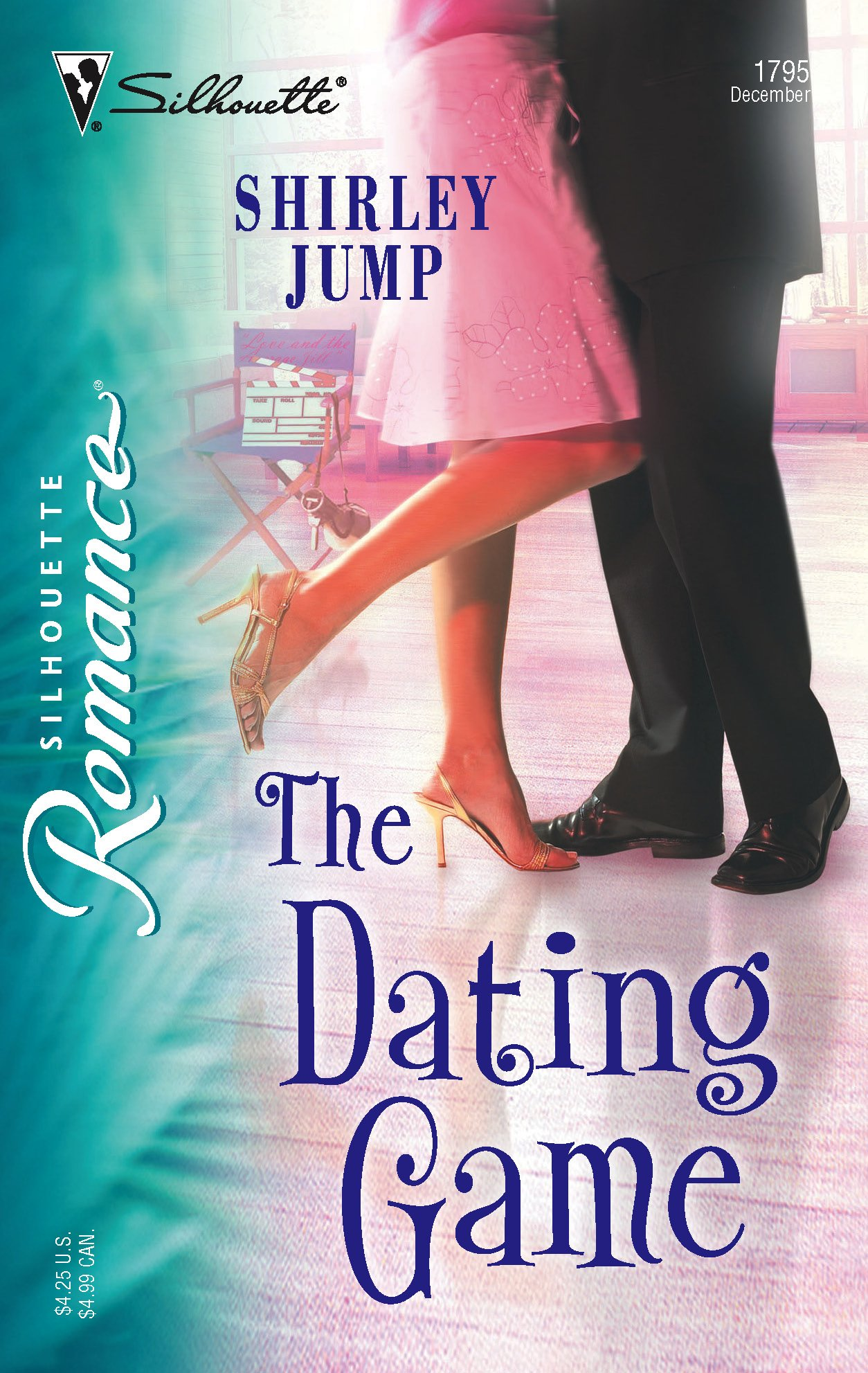Download The Dating Game (Silhouette Romance) PDF