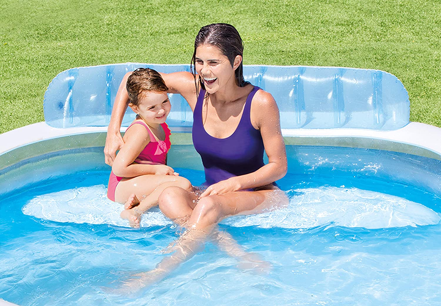 INTEX 57190EP - Piscina (Piscina Hinchable, Completo, 2235,2 mm ...