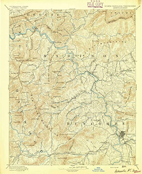 Amazon.com : YellowMaps Asheville NC topo map, 1:125000 ... on map of wingate university, map of lenoir city, map of matthews, map of buncombe county, map of brookings, map of beatrice, map of kenansville, map of otto, map of great smoky mountain railroad, map of chimney rock state park, map of whiteville, map of burgaw, map of easley, map of shaw university, map of north palm beach county, map of eatonton, map of cornelia, map of carlinville, map of kernersville, map of north carolina,