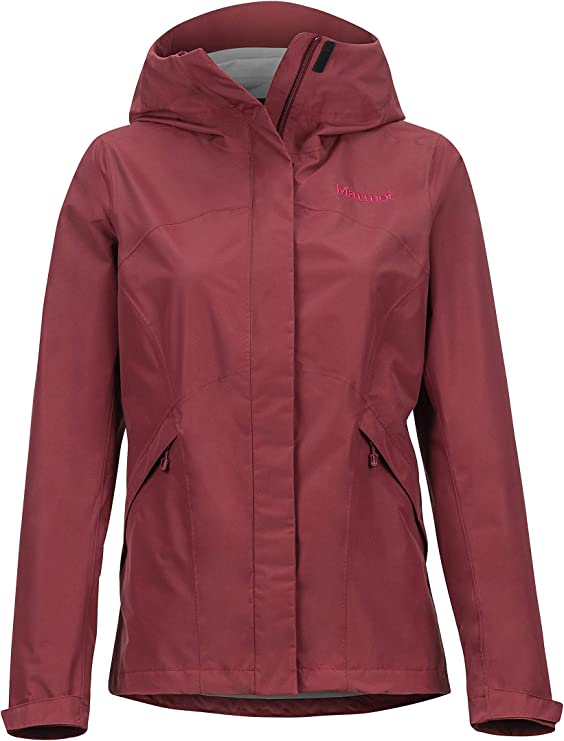 Prime会员福利 Marmot 土拨鼠 Phoenix 轻量级防风防雨 户外女式夹克 2.8折$49 多色可选 海淘转运到手约¥359
