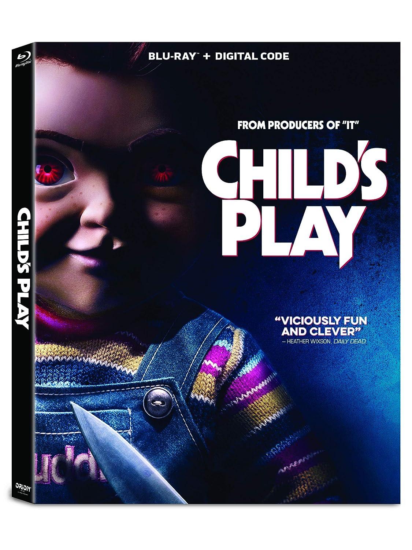 ผลการค้นหารูปภาพสำหรับ Child s Play (2019) bluray