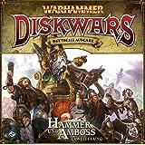 Fantasy Flight Games FFGD0071 Warhammer: Diskwars - Hammer und Amboss