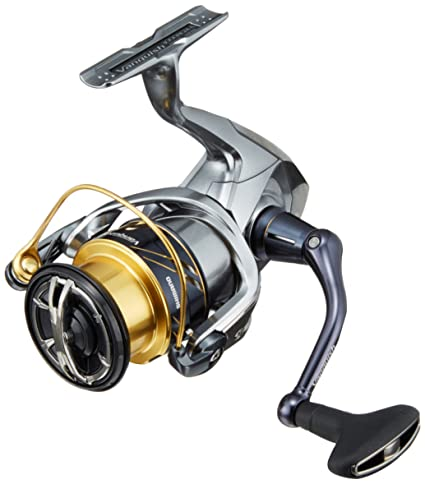 48893965d21 Amazon.com : Shimano 16 Vanquish 3000HGM Spinning Reel [Japan Import] :  Sports & Outdoors