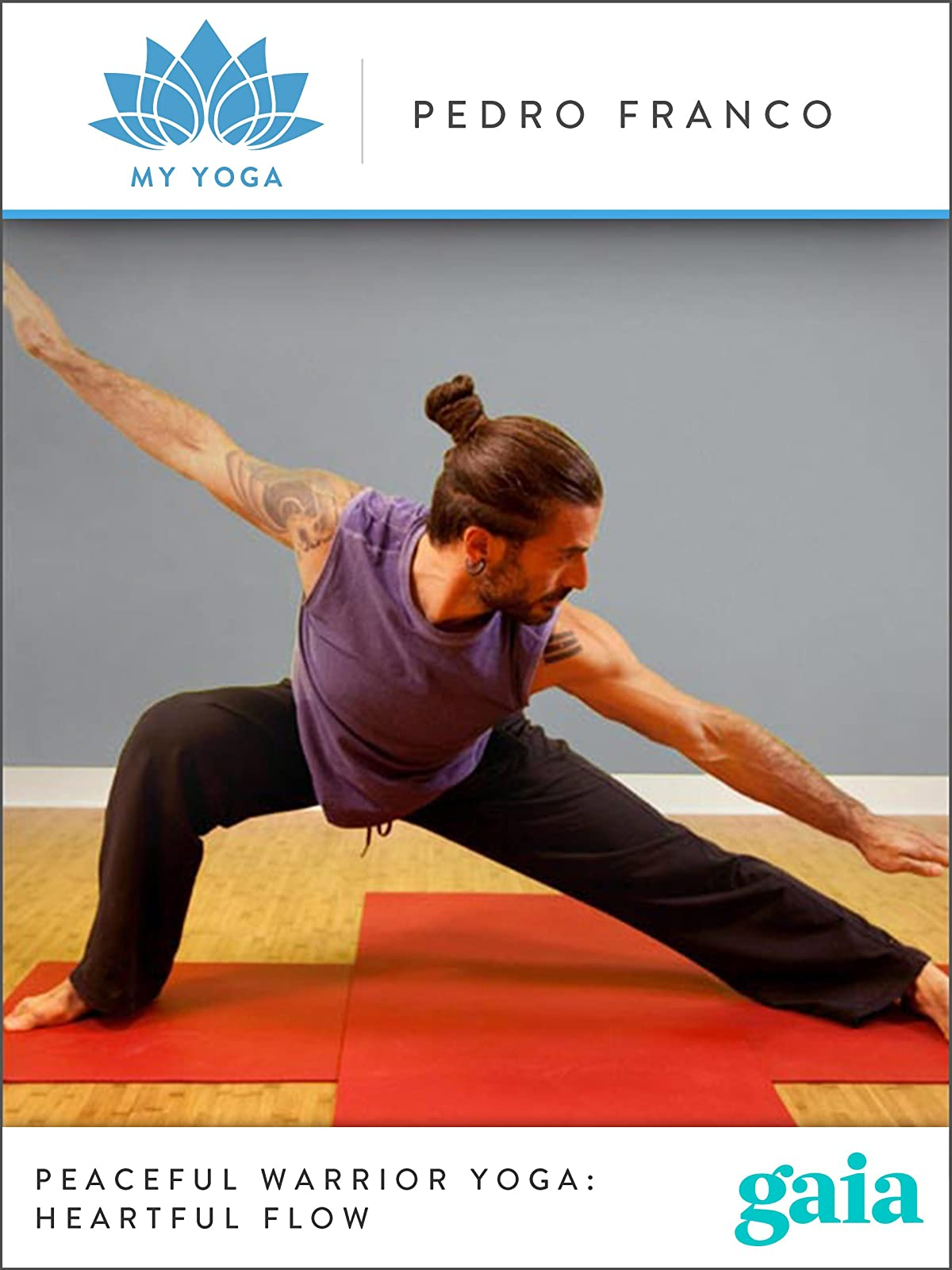 Amazon.com: Mythic Yoga Flow: Hanuman Hips and Arm Balance ...