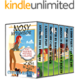 Nosy Neighbor: All 7 complete Nosy Neighbor cozy mysteries PLUS: 2 short Christmas stories (A Nosy Neighbor mystery)