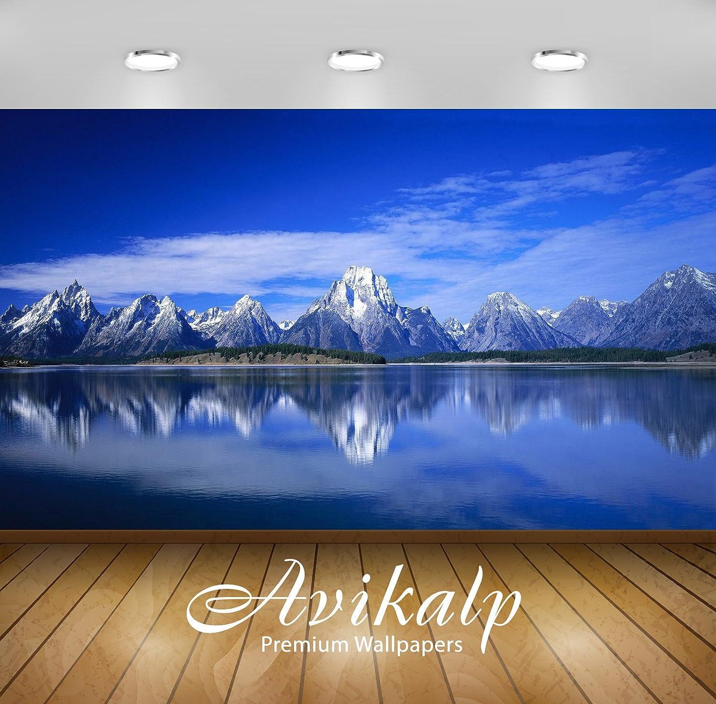 Buy Avikalp Exclusive Awi2737 Jackson Lake In Wyoming Grand Teton