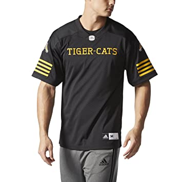 adidas Men s CFL Hamilton Tiger-Cats Home Jersey 947118ba8
