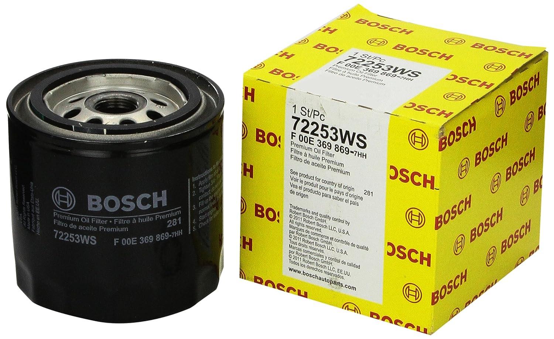 Bosch 72253 WS taller motor filtro de aceite: Amazon.es ...